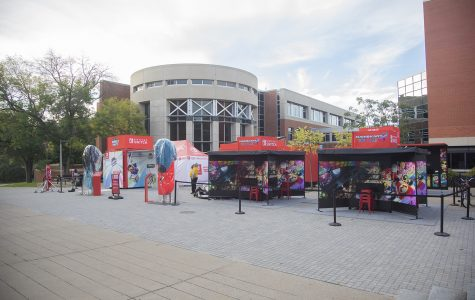 Opinion: A pop-up arcade on campus isn't so bad