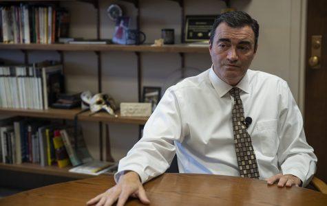 Q&A: Senior Vice President of Finance and Operations talks climate strike, P3, Finkbine development