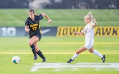 Iowa soccer ready for tough weekend slate
