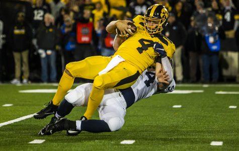 Hawkeye offense stalls against Penn State