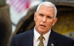VP Mike Pence: 'I came to Iowa to turn up the heat'