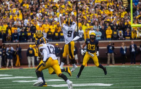 Stone becomes latest in long line of standout Iowa defensive backs