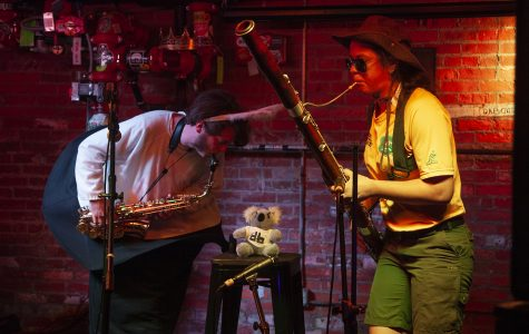 Getting weird in Iowa City: Yacht Club showcases bizarre bands in its second Free Weird Music Show