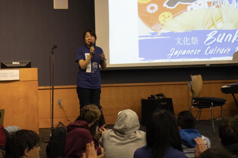 UI Japanese Program celebrates Japanese art and culture with bunkasai event