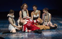 The UI Theater Department's production of 'Orlando' is a work of art come to life