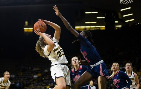 Iowa women's basketball is set to face experienced North Alabama team