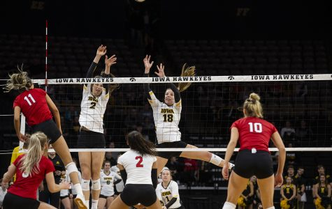 Photos: Volleyball vs. Nebraska (11/09/19)