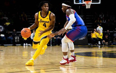 Photos: Iowa men's basketball vs. DePaul (11/11/2019)