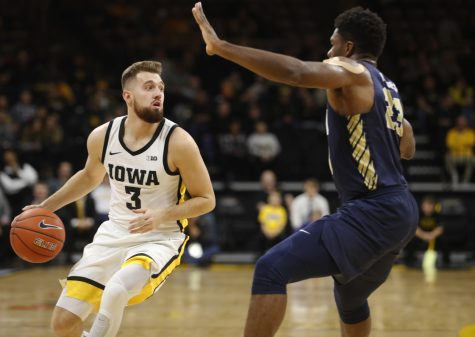 DITV Sports: Iowa Men's Basketball vs. Indiana