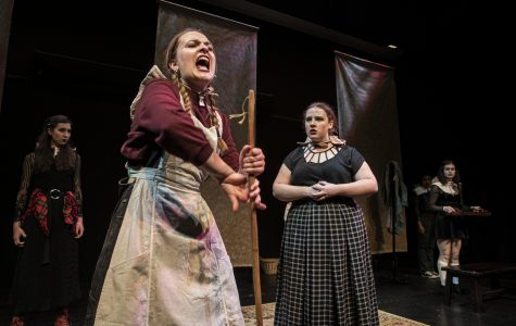 UI alum's play dives into themes of assigned roles and murder in a period piece with a punk twist