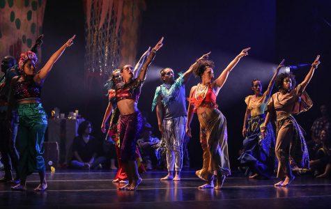 Joy in dance, music coming with Contra-Tiempo, Las Cafeteras