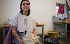 Everyday items made beautiful: UI student creates ceramic art through intricate designs