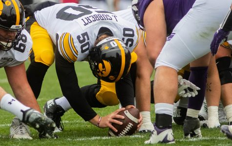 Subbert adds to Hawkeye long-snapping legacy