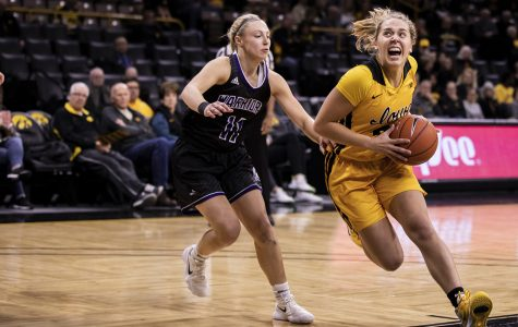 Photos: Iowa women's basketball vs. Winona State (11/3/2019)