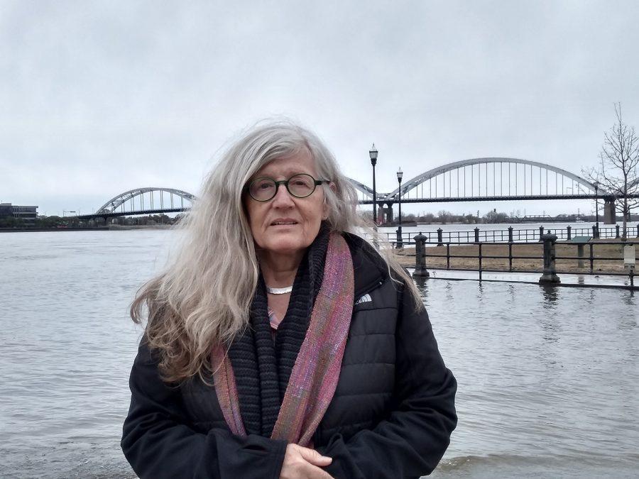 Printmaker Alice Leora Briggs visits Visual Arts Building