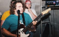 House shows provide haven for DIY music scene