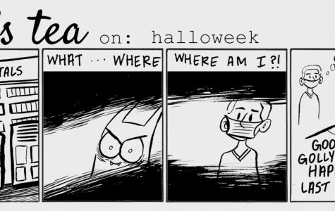 Cartoon: Earl's Tea: Halloweek