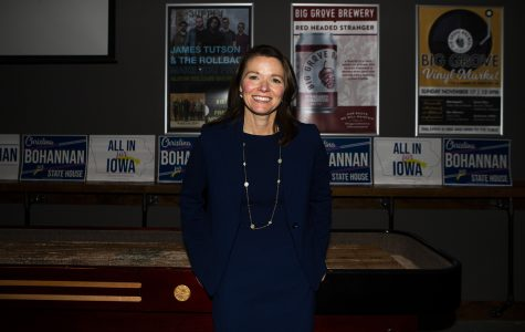 UI law Professor Christina Bohannan fundraises for Iowa House District 85 bid