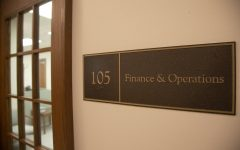 University of Iowa Faculty Senate reviews Senior VP for Finance and Operations Office