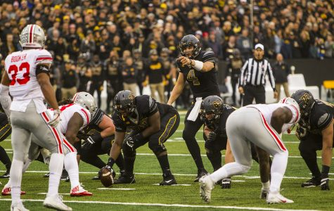 Iowa football gears up for another November top-10 matchup