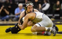 Wrestling's success evident in early-season numbers