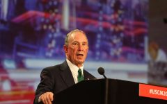 Former New York Mayor Michael Bloomberg, founder of Everytown for Gun Safety.