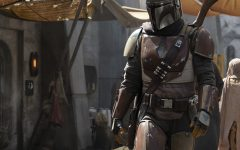 The title character in the Disney+ u201cStar Warsu201d series u201cThe Mandalorian.u201dnFrancois Duhamel/Lucasfilm Ltd./Disney+