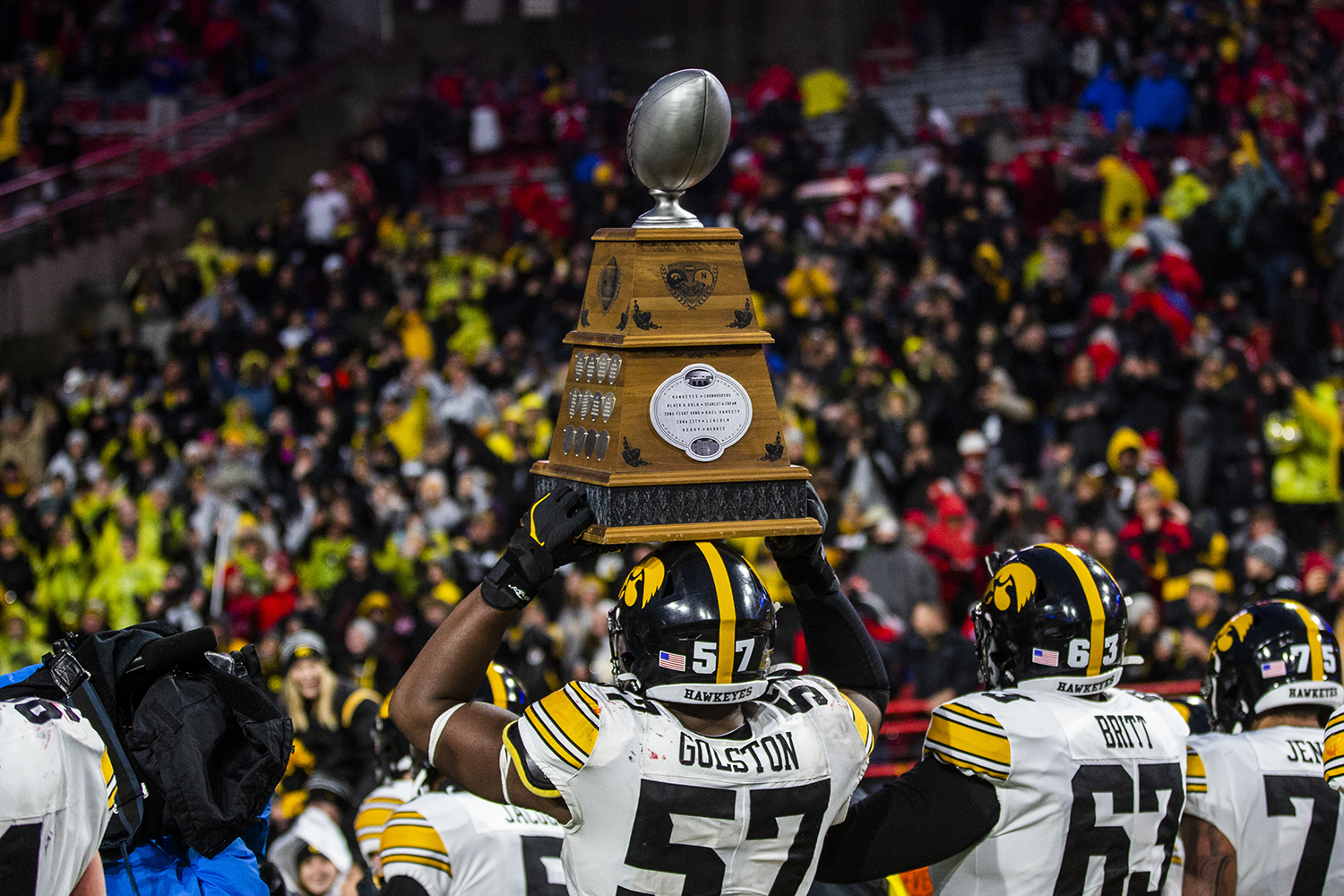 Highlights from Iowa's press conference following win over ...