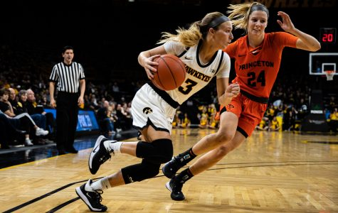 Meyer scores career high in Iowa's victory over Towson