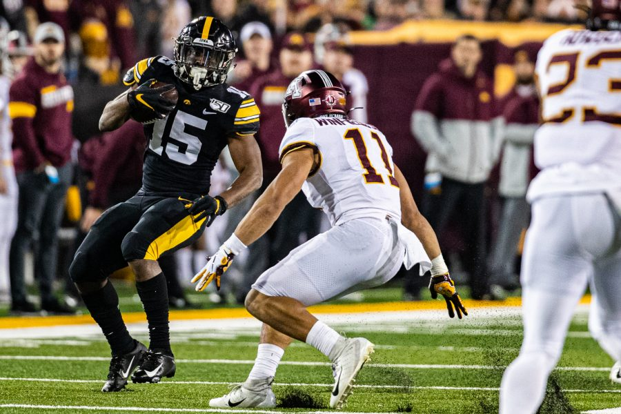 Successful Opening Drive Leads To Win Over Top 10 Minnesota