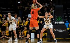 Clean second half lifts Iowa over Princeton in overtime