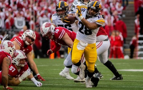 Photos: Iowa football vs. Wisconsin (11/9/2019)