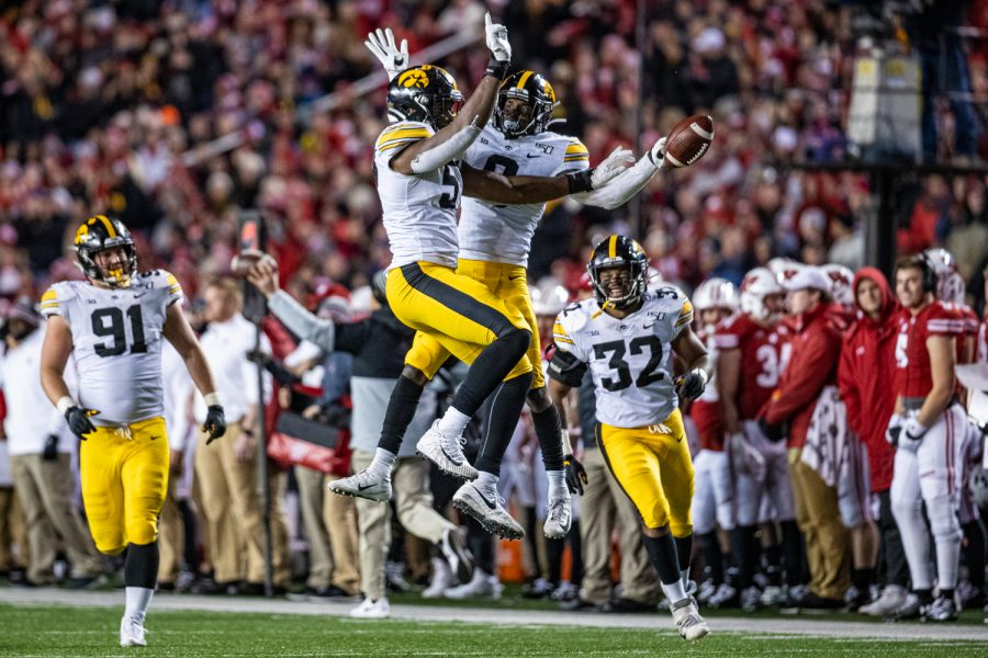 On The Line Week 12 The Daily Iowan