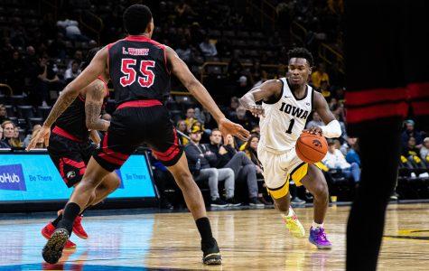 Photos: Iowa men's basketball vs. SIU-E (11/8/2019)