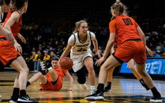 By the numbers: Iowa women's basketball
