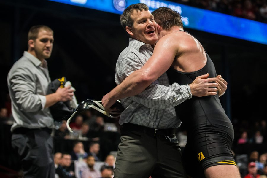 Brands nabs NWCA National Coach of the Year honor