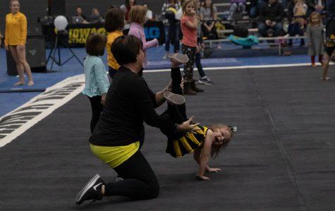Iowa women's gymnastics prepares athletes for post-collegiate life