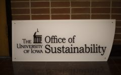 UI Office of Sustainability moves to Pentacrest to boost accessibility to students