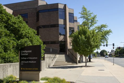UI provost announces new policy to increase faculty salary promotional raises