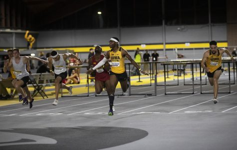 Iowa track and field dominates at Jimmy Grant Invitational