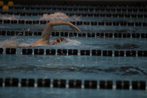 Hawkeye track's Mar'Yea Harris continues to turn heads in senior season
