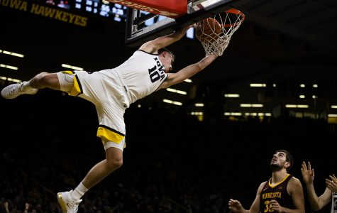 Photos: Men's basketball vs. Minnesota (12/9/19)