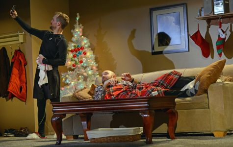 Riverside Theatre's Straight White Men: a Christmas story that tackles the topic of white privilege