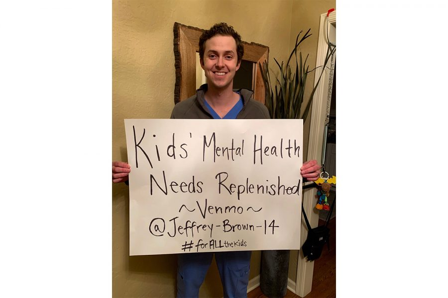 Iowa doctor launches campaign to 'replenish kids' mental health'