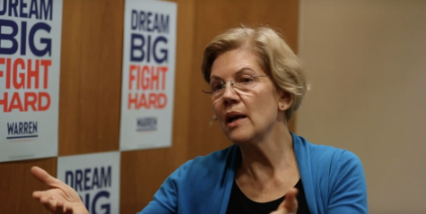 Elizabeth Warren talks universal free college, student-loan debt cancellation in interview