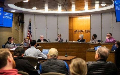 Johnson County Board of Supervisors moves Unified Development Ordinance forward despite public scrutiny
