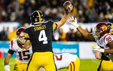 Looking back on Nate Stanley's season, career