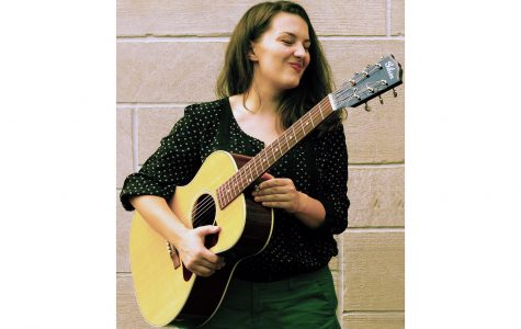Self-proclaimed musical troubadour, Amy Andrews hauls to Iowa City for night at Vue Rooftop