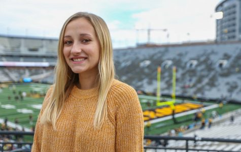 Senior Column: Grappling with graduation from The Daily Iowan