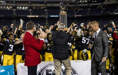 Ferentz recaps 2019 Hawkeye football season